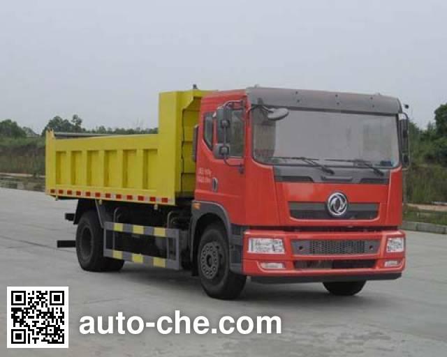 Dongfeng EQ3160GZ5D dump truck