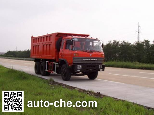 Dongfeng EQ3211GL1 natural gas dump truck