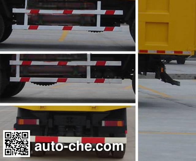 Dongfeng EQ3310GD5N dump truck