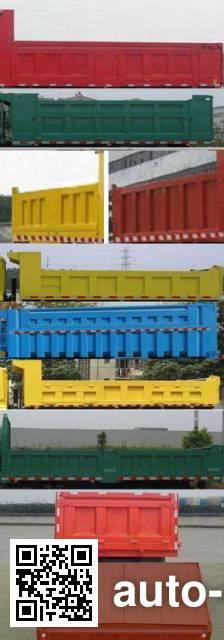 Dongfeng EQ3311GL1 dump truck