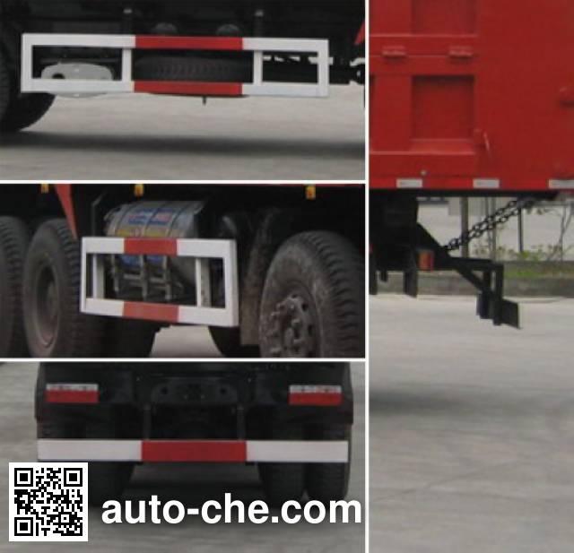 Dongfeng EQ3312GLN dump truck