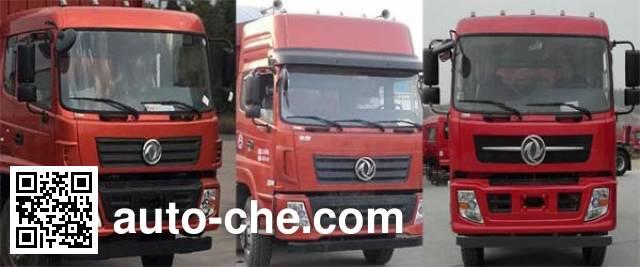 Dongfeng EQ4250GZ5D2 dangerous goods transport tractor unit