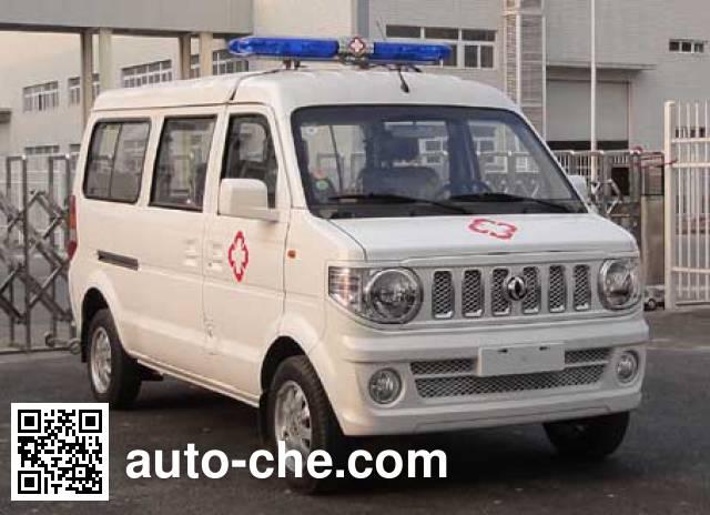 Dongfeng EQ5021XJHF7 автомобиль скорой медицинской помощи