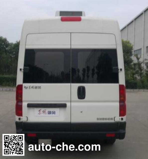 东风牌EQ5041XDWACBEV纯电动流动服务车