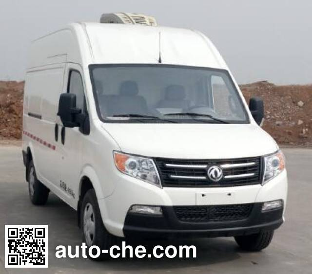 Dongfeng EQ5041XLCACBEV электрический автофургон рефрижератор