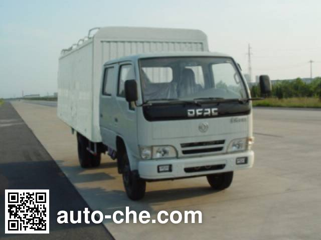 Dongfeng EQ5033XXYNR14D3A soft top variable capacity box van truck