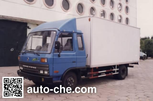 Dongfeng EQ5061XXYG5D3 insulated box van truck