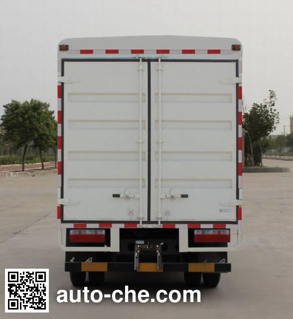 Dongfeng EQ5070CCYL8BDBAC stake truck