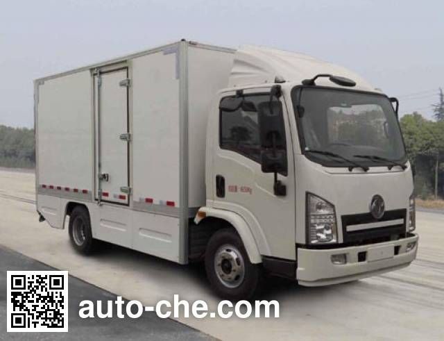 东风牌EQ5070XXYTBEV5纯电动厢式运输车