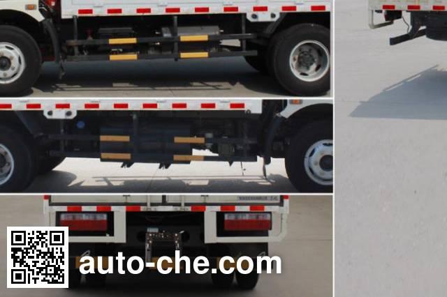 Dongfeng EQ5090CCY8BDCAC stake truck