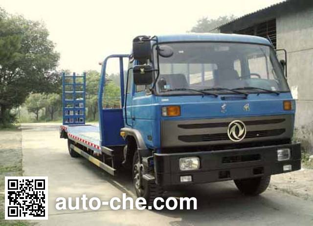 Dongfeng EQ5160TDPL low flatbed truck