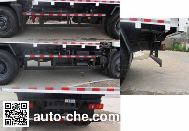 Dongfeng EQ5160ZLJ4 dump garbage truck
