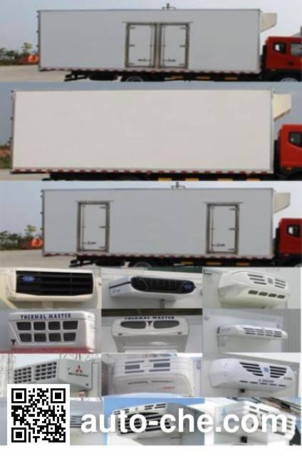 东风牌EQ5181XLCL9BDKAC冷藏车