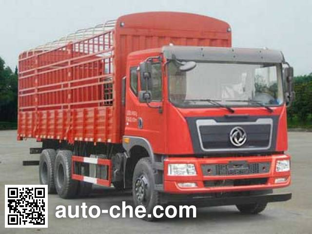 Dongfeng EQ5250CCYF3 stake truck