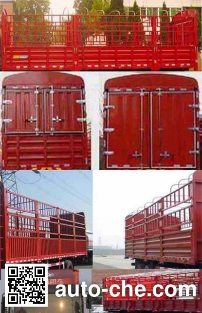 Dongfeng EQ5250CCYGZ4D3 stake truck