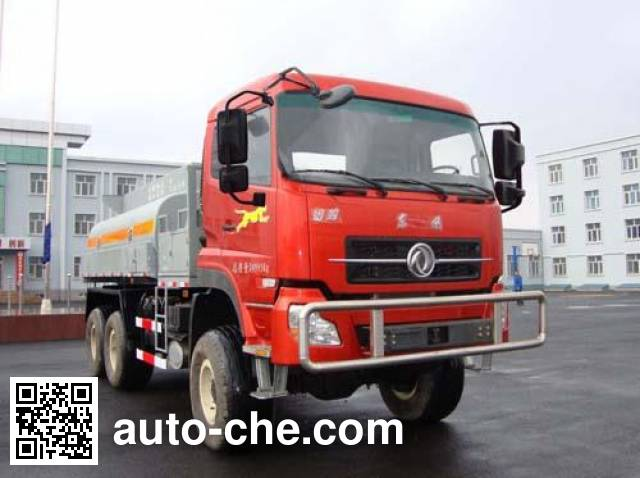 Dongfeng EQ5251TSM desert off-road water tank truck