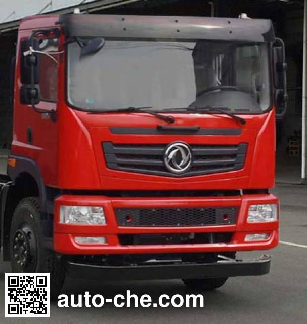 Dongfeng EQ5258JSQFVJ шасси грузовика с краном-манипулятором (КМУ)
