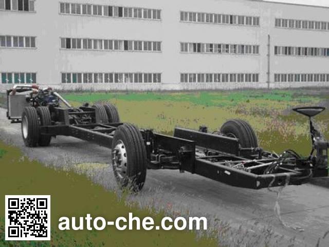 Dongfeng EQ6100KRLCHEV hybrid bus chassis