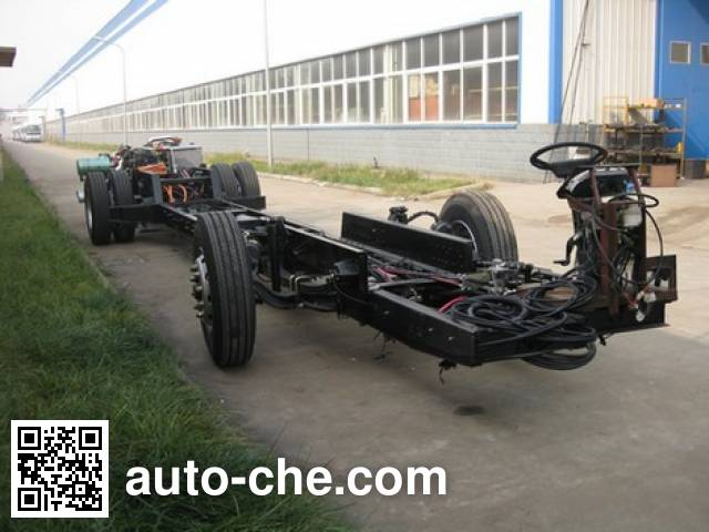 Dongfeng EQ6110KRLPHEV1 hybrid bus chassis
