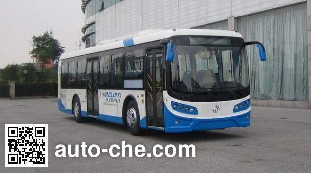 Dongfeng EQ6120CPHEV1 hybrid electric city bus
