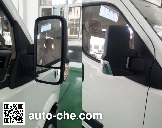 Dongfeng EQ6640CLBEV10 electric bus