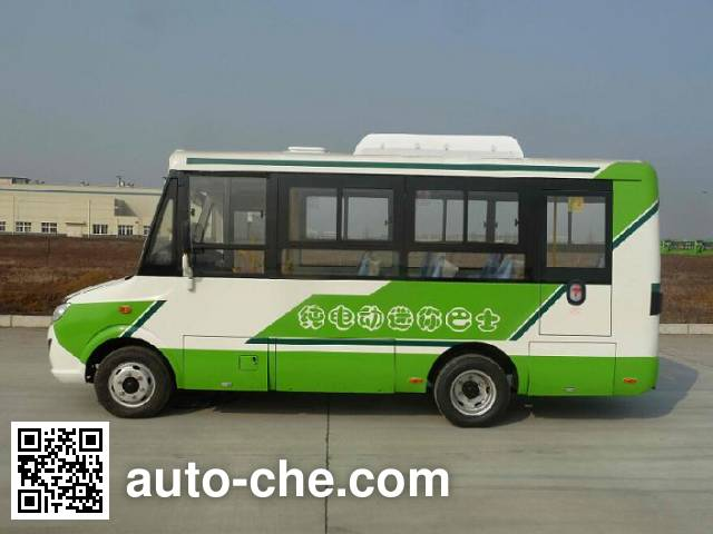 Dongfeng EQ6620CLBEV2 electric city bus