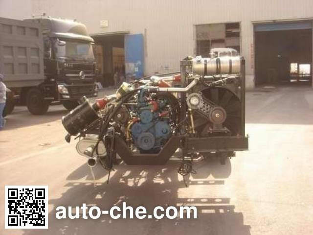 Dongfeng EQ6720HN5AC bus chassis