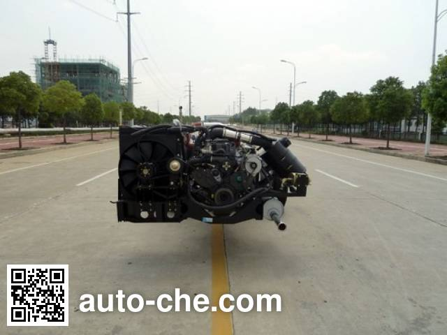 Dongfeng EQ6870R5AC bus chassis
