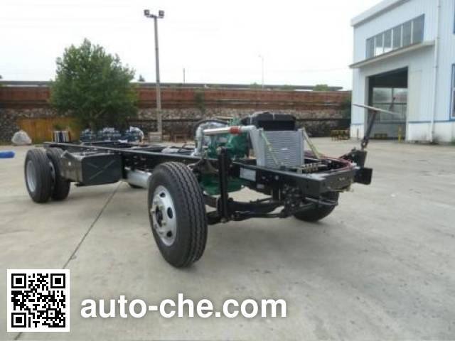 Dongfeng EQ6860T4AC2 bus chassis