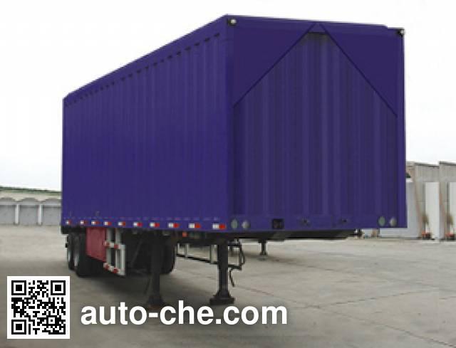 Dongfeng EQ9190XYKT wing van trailer