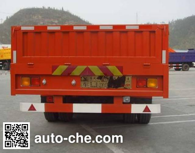 Dongfeng EQ9260B dropside trailer