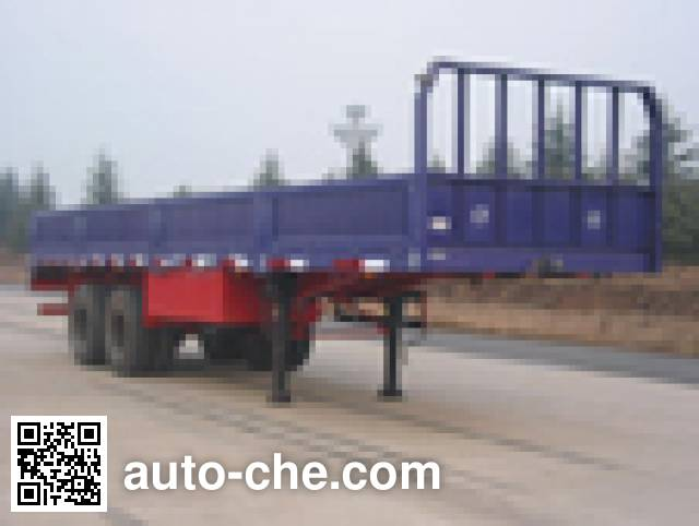 Dongfeng EQ9230B4 dropside trailer