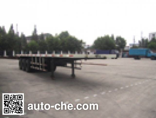 Dongfeng EQ9380TJZ1 container carrier vehicle
