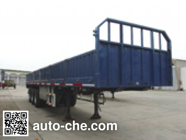Dongfeng EQ9390B dropside trailer
