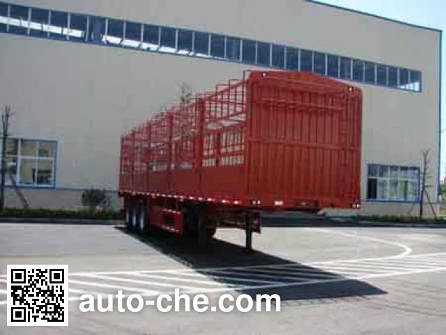 Dongfeng EQ9402CCYZM stake trailer