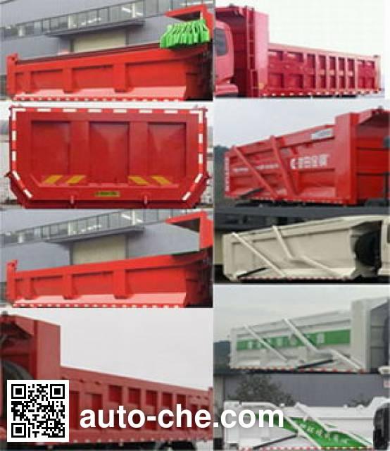 Chitian EXQ3310B5 dump truck