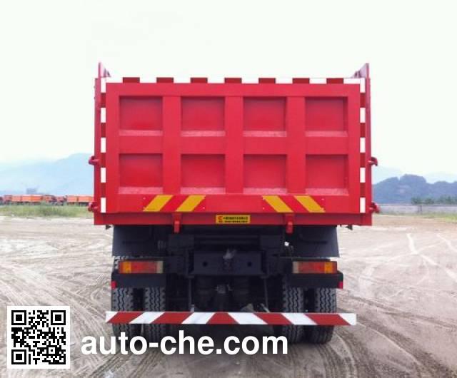 Chitian EXQ3318A8 dump truck