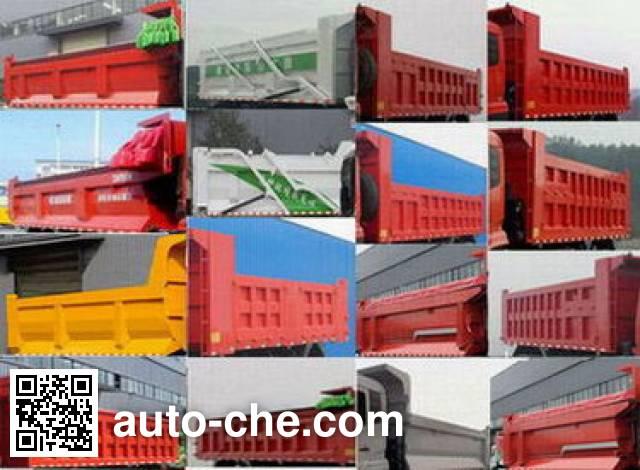Chitian EXQ3318AX7A dump truck