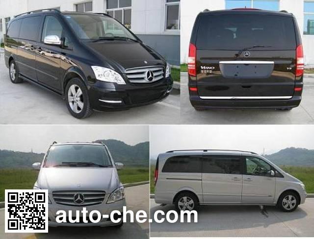 mercedes benz fa6502 mpv batch 256 made in china auto. Black Bedroom Furniture Sets. Home Design Ideas