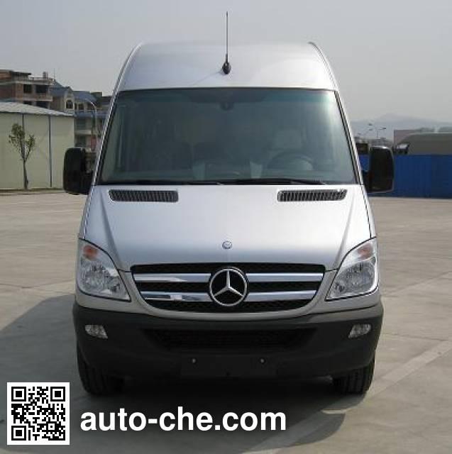 mercedes benz fa6591 mpv batch 288 made in china auto. Black Bedroom Furniture Sets. Home Design Ideas