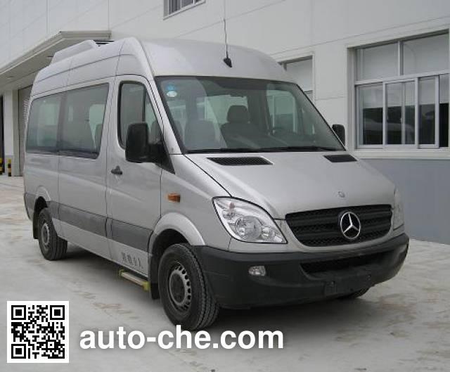 mercedes benz fa6591m mpv batch 288 made in china auto. Black Bedroom Furniture Sets. Home Design Ideas