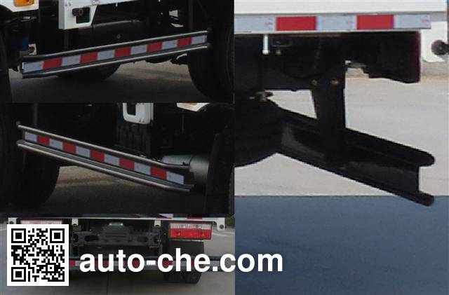 UFO FD2046CCYW18K грузовик повышенной проходимости с решетчатым тент-каркасом