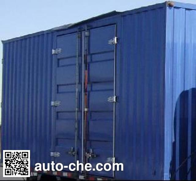 UFO FD5092XXYP63K box van truck