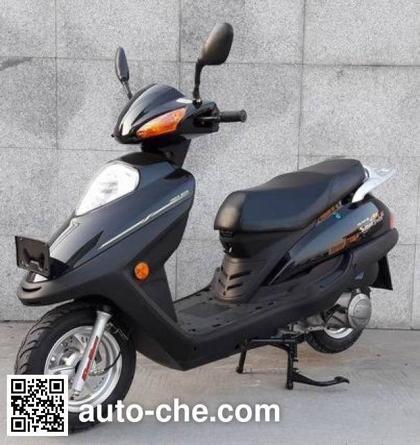 风火轮牌(fenghuolun)fhl125t-8s型踏板车是在浙江雷