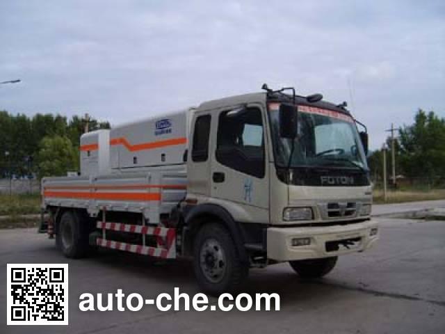 Foton Lovol FHM5121THB95 concrete pump truck