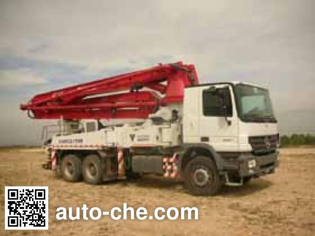 Foton Lovol FHM5281THB concrete pump truck