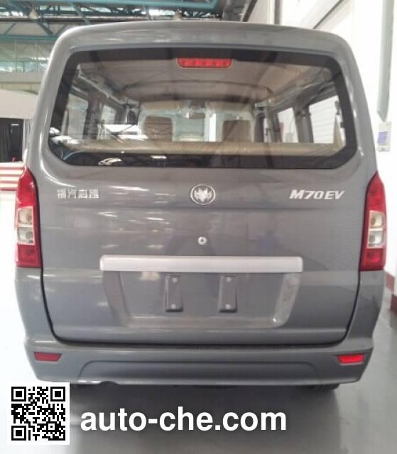 Fujian (New Longma) FJ6411BEVA1 electric MPV