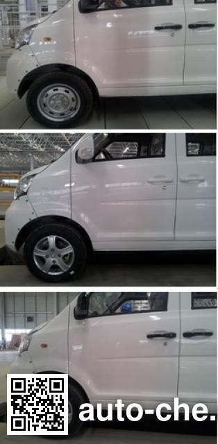 Fujian (New Longma) FJ6410BEVA1 electric MPV