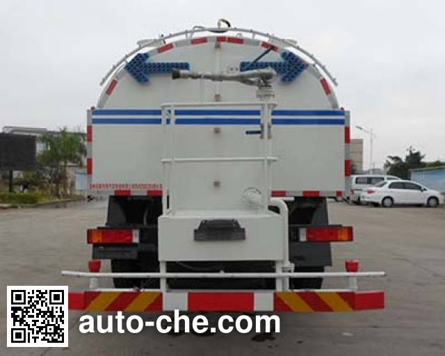 Kehui FKH5250GSSE4 sprinkler machine (water tank truck)