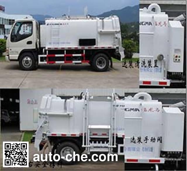 福龙马牌FLM5070TCAJ5餐厨垃圾车